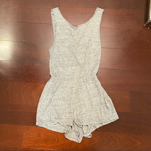 Lou & Grey Other - Lou & Grey gray romper